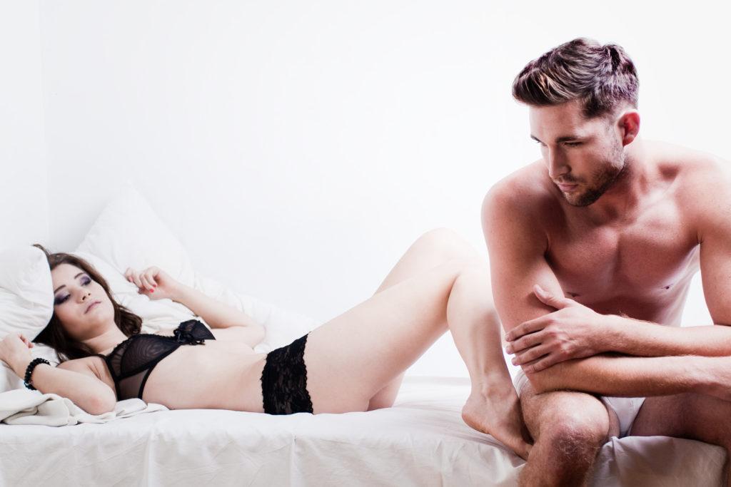"""""""Sex"""" ที่น่าเบื่อ เกิดจากสาเหตุอะไร"""